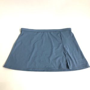 Aerin Rose swim skirt